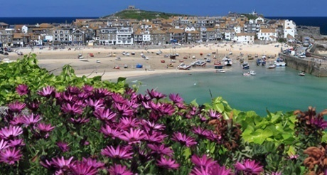 St Ives art tour